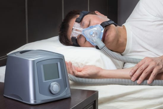 Traditional CPAP Therapy