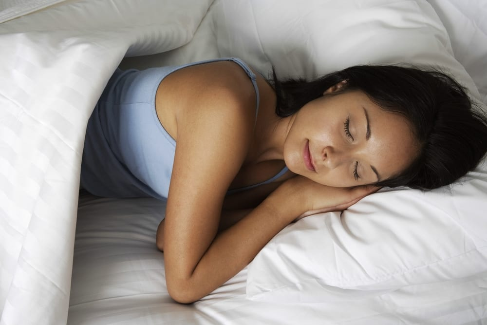 shutterstock_147861218 sleeping lady